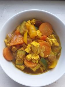 tofu curry 2